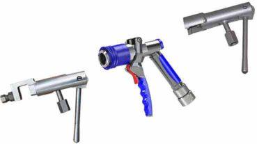 Пистолеты и краны заправочные СУГ