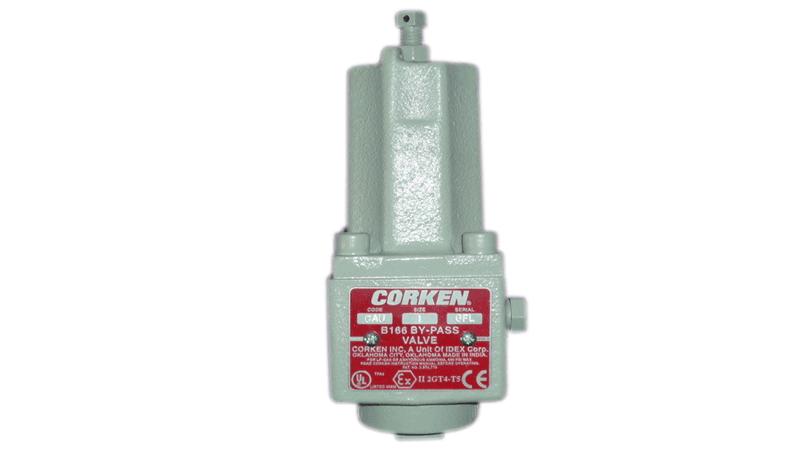 Клапан Corken B166