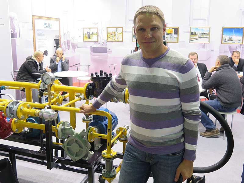 Оборудование для газовых заправок