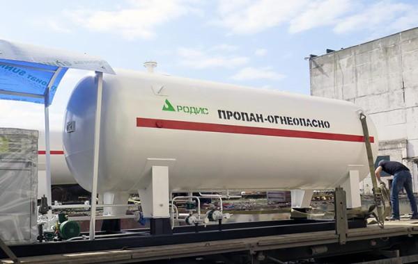 Модуль АГЗС, поставка в Казахстан