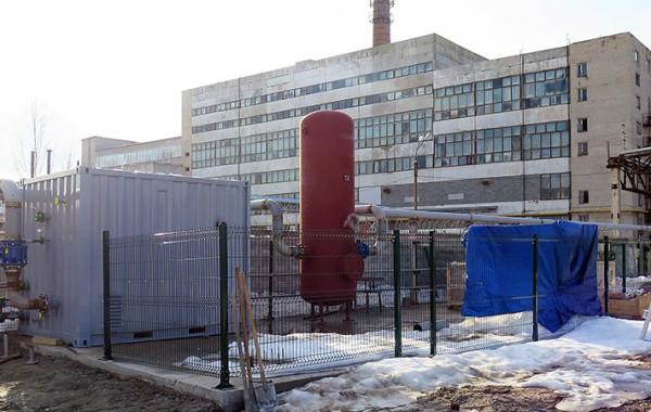 Ресивер газовоздушной смеси