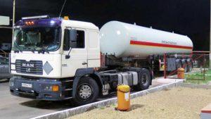 Производство газовозов