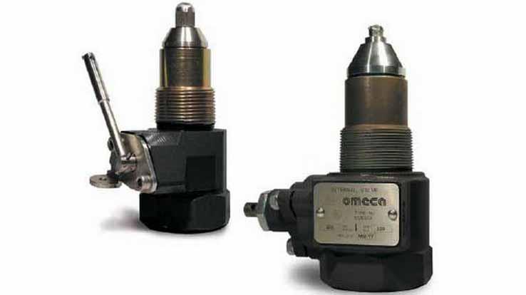 Клапан донный для газовоза Omeca