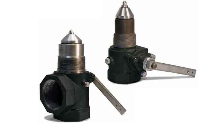 Донный клапан Rego для газовоза