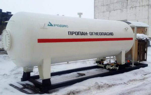 Поставка модульной АГЗС в Челябинск