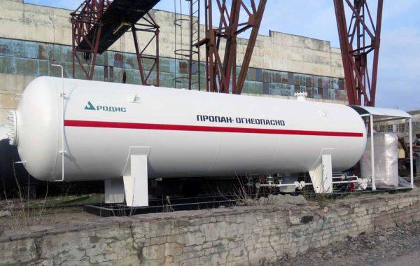 Поставка модульной АГЗС в Зеленодольск
