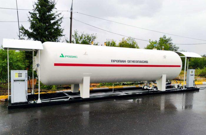 Поставка модульной АГЗС МВ-20 в Ногинск